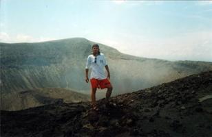 На краю вулкана